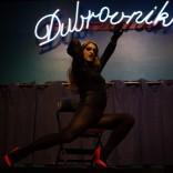 Drag Club We Are Divine Dubrovnikissa. Kuvaaja Saila Paakala