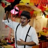 Chef-leffaillallisen  tunnelmia ravintola Sunnista. Kuvaaja Adriana Dobrin