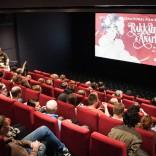 Yleisötunnelmia Kinopalatsista. Kuvaaja Mikko Kauppinen