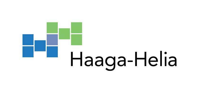 Haaga-Helia ammattikorkeakoulu logo