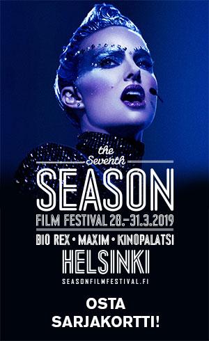Osta Season Film Festival sarjakortti