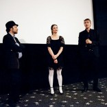 Finnish satire THE DIRTY BOMB was premiered at HIFF's Finnish Film Event. Photo by Emmi Kallio