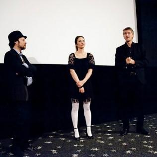 Kotimainen satiiri LIKAINEN POMMI sai ensi-iltansa festivaalilla. Kuva: Emmi Kallio