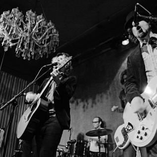 R&A -avajaisklubilla esiintyi Kim Curly Band. Kuva: Isma Valkama