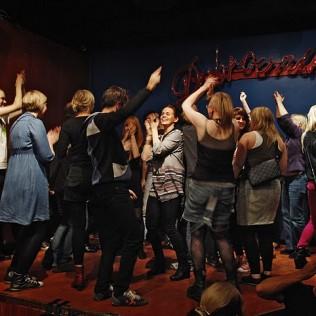 Tervetuloa 25. Rakkautta ja Anarkiaa -festivaaleille 20.-30.09.2012! Kuva: Isma Valkama