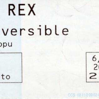 Bio Rexin lippu-tif