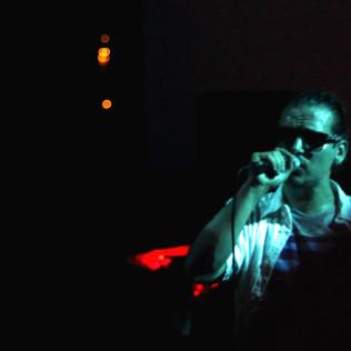 R&A:n avajaisklubilla esiintyi Super Janne. Kuva: ATiimi