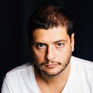 Alì Blue Eyes -elokuvan ohjaaja Claudio Giovannesi. Kuva: Jan Ahlstedt
