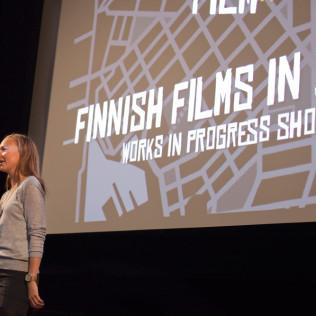 Ammattilaistapahtuma Finnish Film Affair 25.9. Kuva: Anu Pynnönen