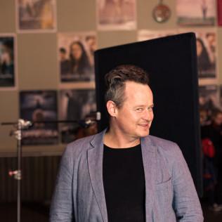XL-elokuvan ohjaaja Marteinn Thorsson  Kuva: Johannes Romppanen